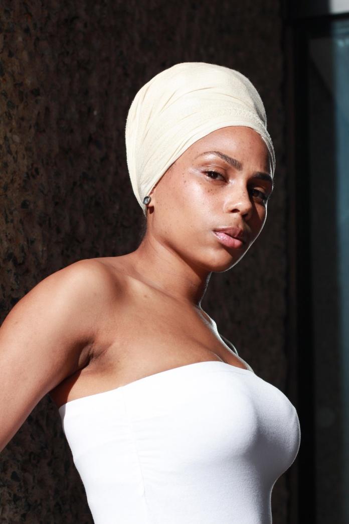 Lanaiya Lithe Head Wrap Jewellery Modelling 5