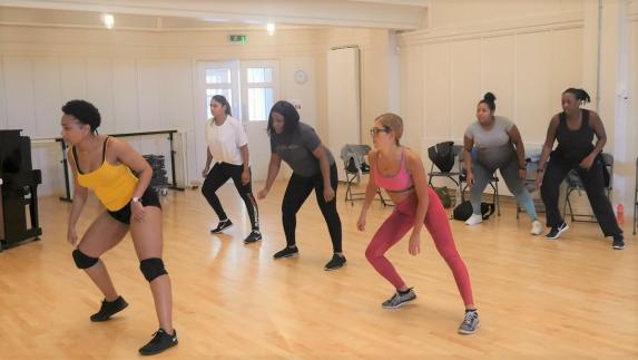 Whine Twerk Werk Caribbean Dancehall Dance Classes Lanaiya